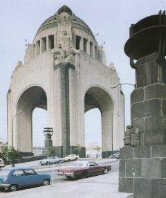 Monumento a la Revolución, Ciudad de México
